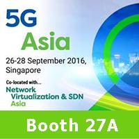 5G Asia Logo