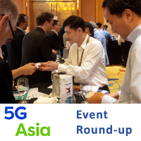 connected device ecosystem at 5G Asia