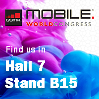 meet us at MWC 2017