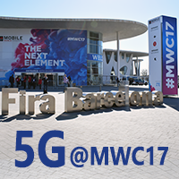 5G progress at MWC