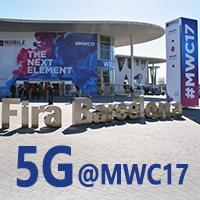 5G progress at MWC